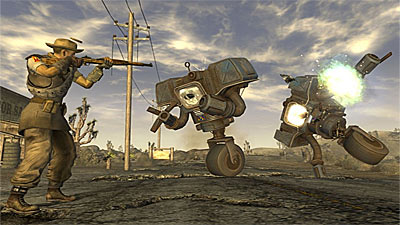 Most Anticipated Games of E3 2010 article - Fallout: New Vegas