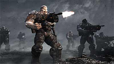 Most Anticipated Games of E3 2010 article - Gears of War 3