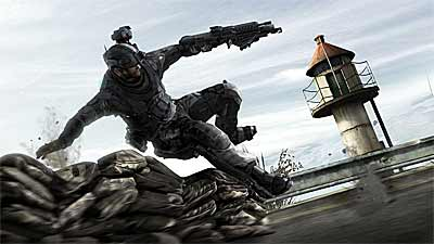 Most Anticipated Games of E3 2010 article - Tom Clancy's Ghost Recon: Future Soldier