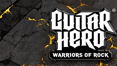 Most Anticipated Games of E3 2010 article - Guitar Hero: Warriors of Rock