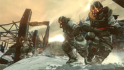 Most Anticipated Games of E3 2010 article - Killzone 3