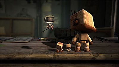 Most Anticipated Games of E3 2010 article - LittleBigPlanet 2