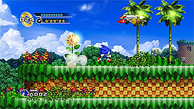 Most Anticipated Games of E3 2010 article - Sonic the Hedgehog 4: Episode 1