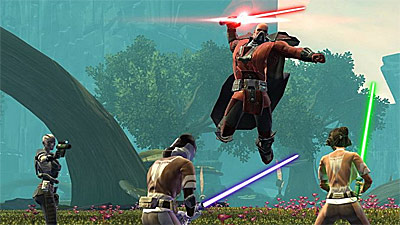 Most Anticipated Games of E3 2010 article - Star Wars: The Old Republic