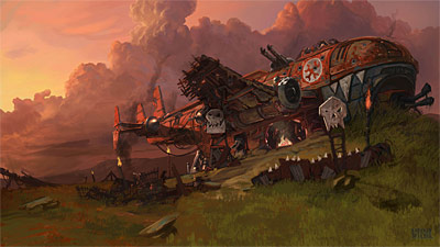 Most Anticipated Games of E3 2010 article - Warhammer 40,000 Online