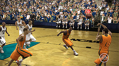 EA Sports Season Opener 2009 article