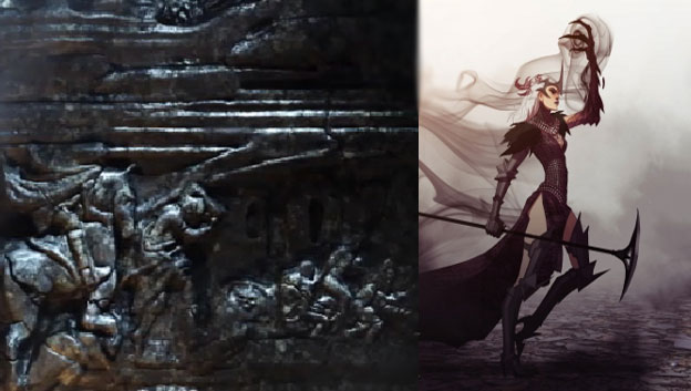 Elder Scrolls V: Skyrim vs. Dragon Age II Article