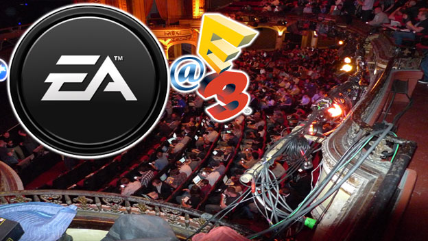 Electronic Arts E3 2011 Press Conference