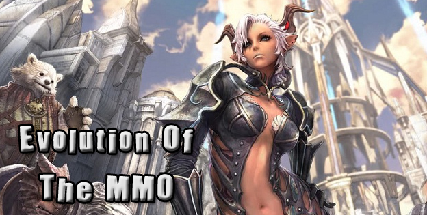 Evolution Of The MMO