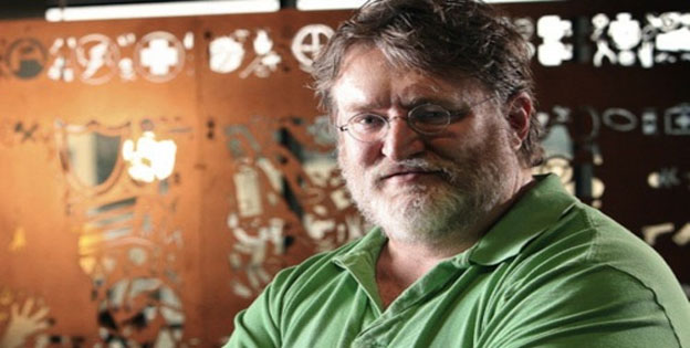 Gabe Newell On Making Jerks Pay