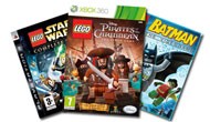 LEGO Franchise Games