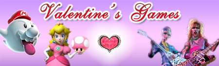 Ten Games to Play on Valentine's Day article