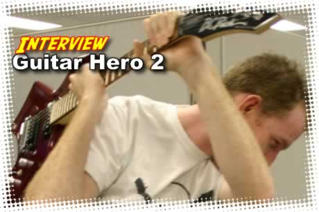 Guitar Hero 2 interview