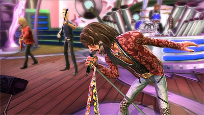 Guitar Hero: Aerosmith Interview