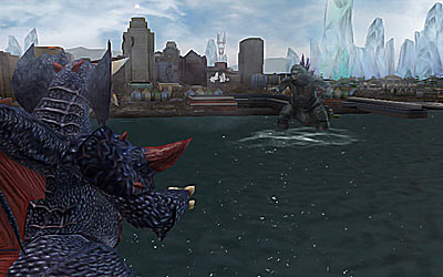 Godzilla: Unleashed Developer Interview