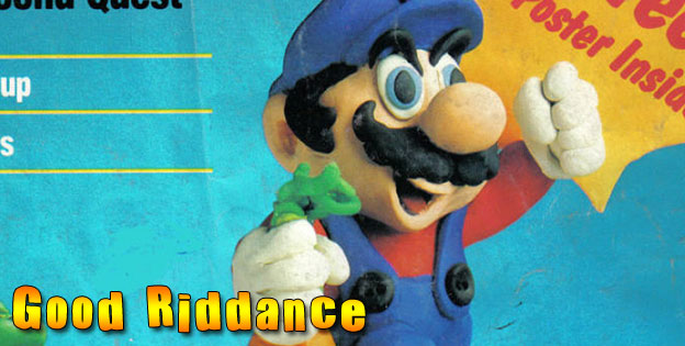 Good Riddance To Nintendo Power