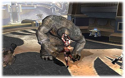 GOW II Interview article