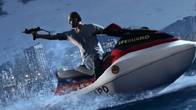 Grand Theft Auto V Details Are Taking Over The Internet