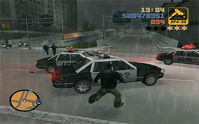 Predictions for Grand Theft Auto IV article