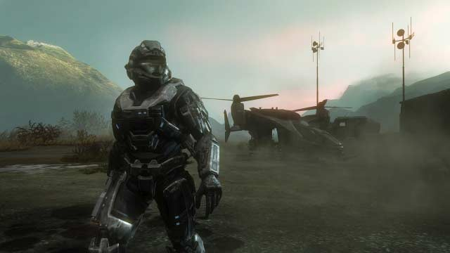 Halo: Reach Interview