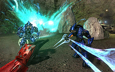 Halo: Single Player Vs. Multiplayer article