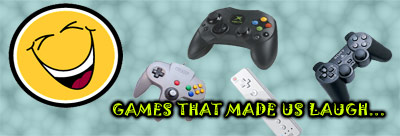 Hilarious Gaming Moments article