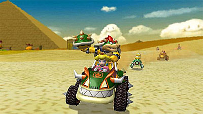 History of Mario Kart article