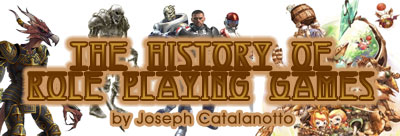 The History of Role Playing Games article
