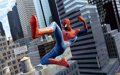The Amazing Spider-Man article