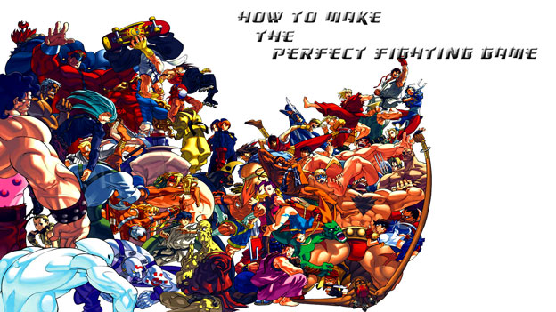 Making The Perfect Fighting Game