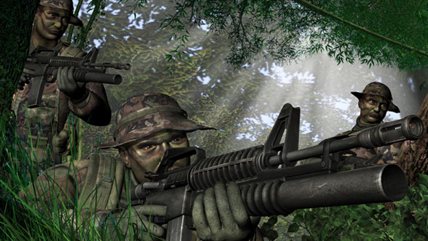 Influences of the Real World: SOCOM Series