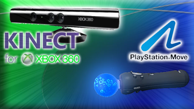 Microsoft Kinect vs. PlayStation Move Article