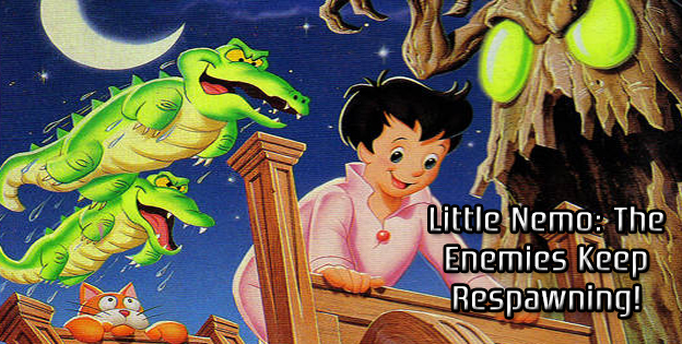 Little Nemo: The Enemies Keep Respawning!