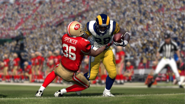 Interview with Mike Young, Art Director Madden NFL 12