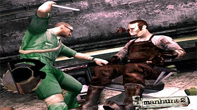Manhunt 2 Controversy article