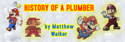 Mario - History of a Plumber article