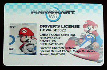 CCC Attends the Mario Kart Wii Driving School article