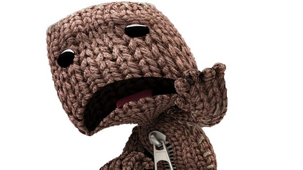 Mario vs. Sackboy