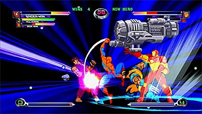 Xbox LIVE: Summer of Arcade - Marvel Vs. Capcom 2