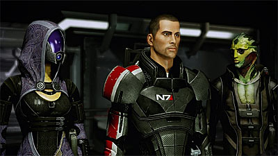 Mass Effect 2 Conference Call Interview