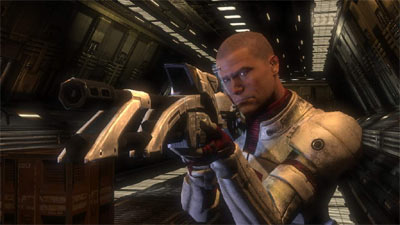 Mass Effect Interview