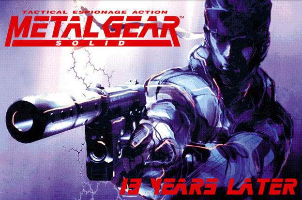 Metal Gear Solid: 13 Years Later