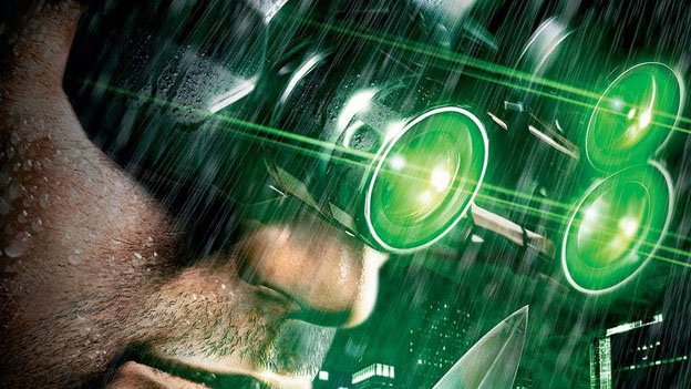 Metal Gear Solid vs. Splinter Cell