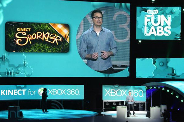 Microsoft E3 2011: Kinect Feature