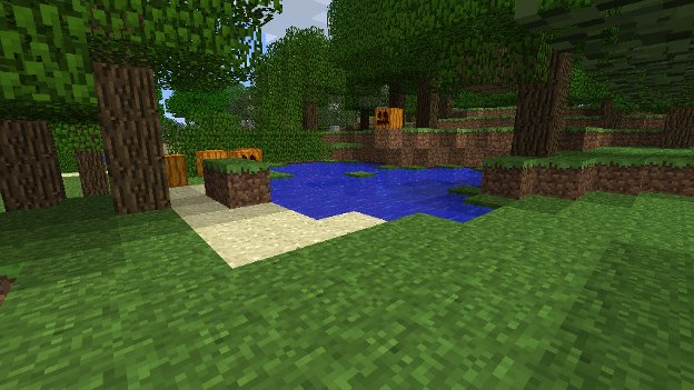 Mining Minecraft: Jeepers Creepers