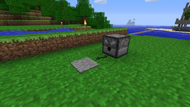 Mining Minecraft: It's a Trap!