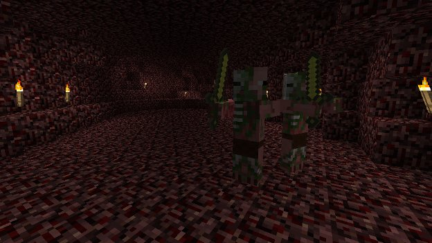 Mining Minecraft: The Nether