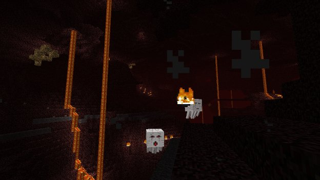 Minecraft Nether Creatures