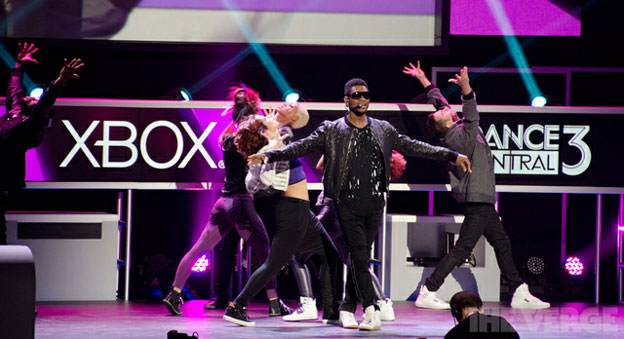 Microsoft's Dance Party