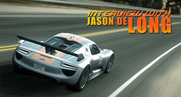 Need for Speed: The Run Interview With Jason DeLong